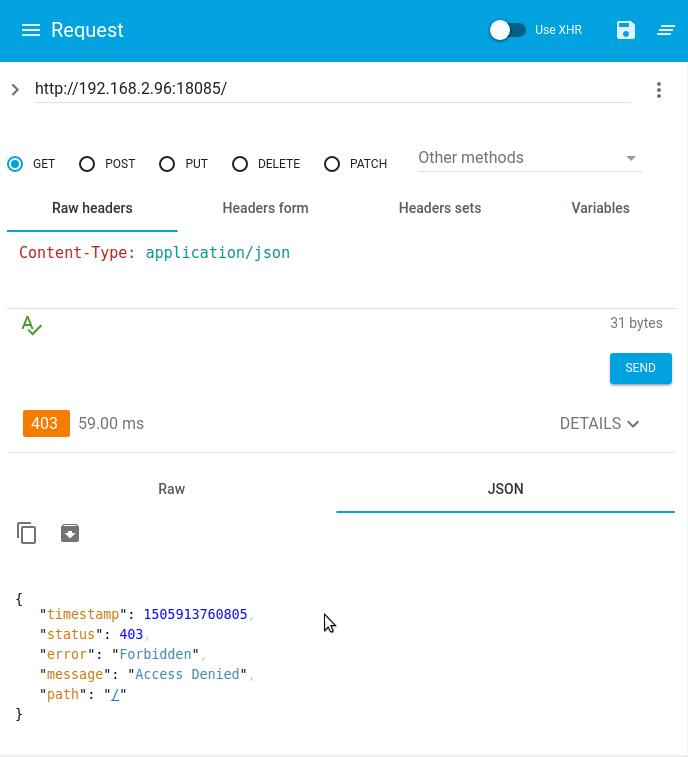Autenticação com JWT em projetos Spring Boot | Receitas de