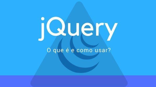 O que é jQuery? - Para iniciantes